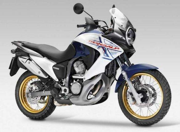 Мотоциклет Хонда ХЛ 700(Honda Xl 700V transalp )-На части