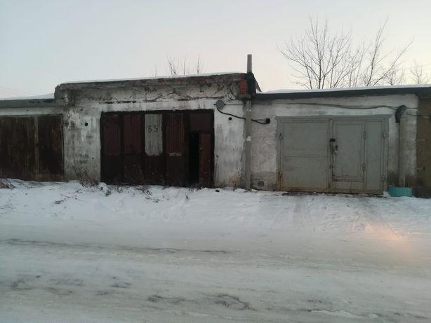 Продам большой гараж