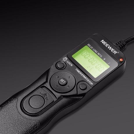 Telecomanda / Timer digital camera Canon, Samsung, Pentax