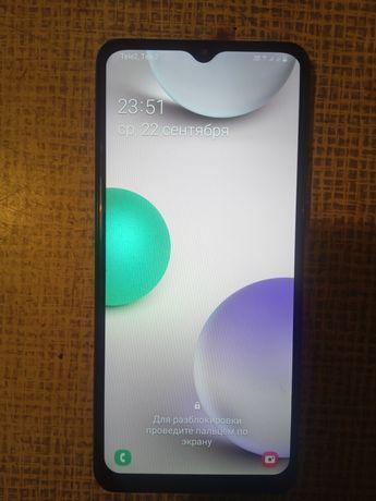 Продам  смартфон  Самсунг  Галакси  A02. Телефон 2021 года выпуска.