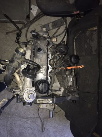 Motor 1.9 90cai cod motor ALH