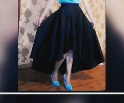 Необычная, красивая юбка