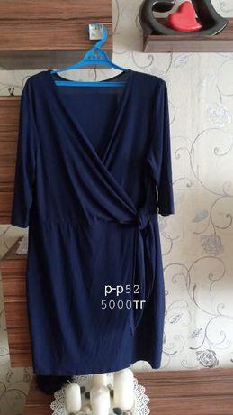Продам платье р-р 52