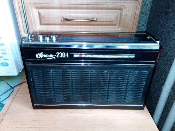 Радиоприемник Spidola 230 - 1