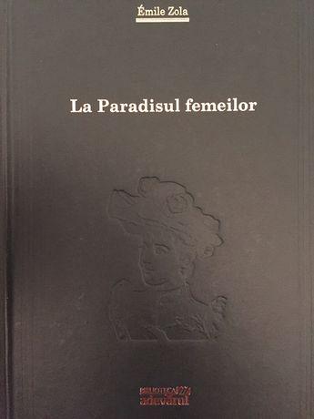 La paradisul femeilor de Emile Zola