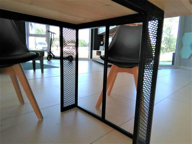 Mobilier metalic lemn metal confectii metalice picioare masa rafturi