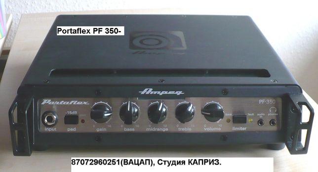 басовая голова Portaflex PF 350-можно с кабинетом