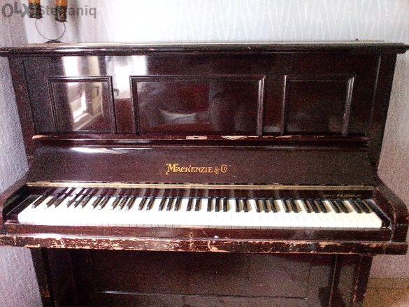 Пиано антика