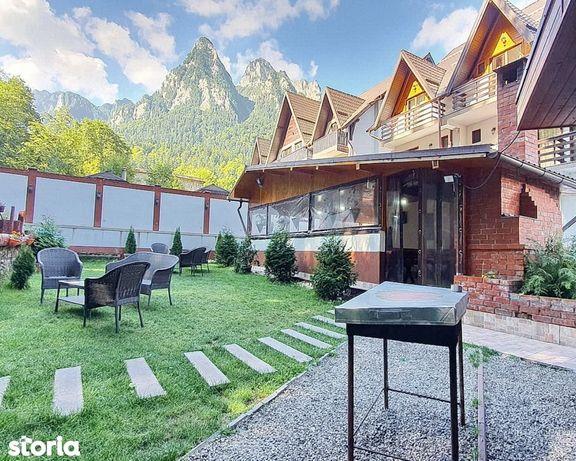 SVN Romania Brasov: Pensiune functionala in statiune turistica montana