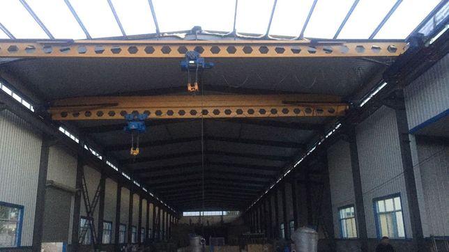 краны мостовые кран балки