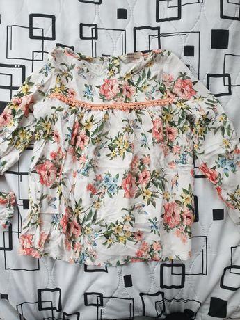 Риза за момиче