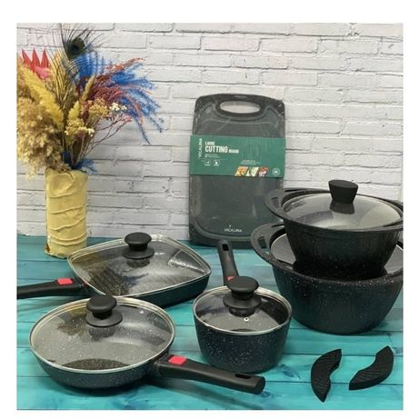 Набор каменной посуды Vicalina