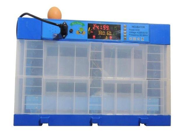 Incubator automat 128 oua pasare, 64 oua gasca, 96, 304 oua prepelita