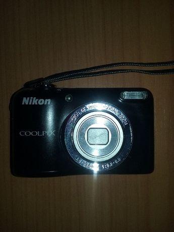 Aparat foto video Nikon 16 Megapixels