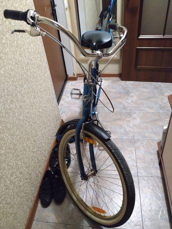 Велосипед женский Giant Simple 7w
