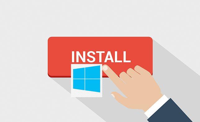 Instalam Windows la Alegere