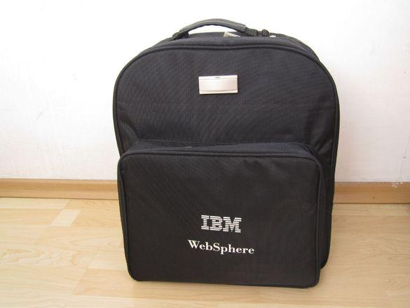 Бизнес раница-чанта за лаптоп Marksman
