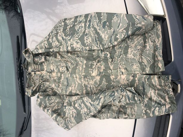 Geaca impermeabilă camuflaj air force usa parka
