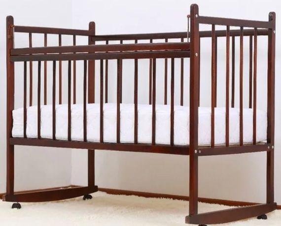 Кровать детская дерево. Качество хорошее.