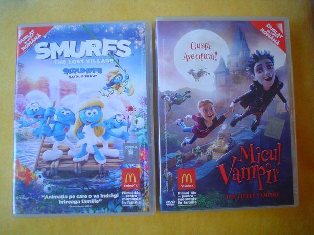 DVD dublate in limba romana - pentru copii