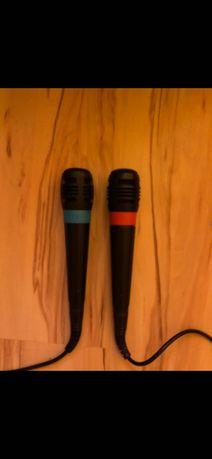 Sing Star ABBA за ps2 +микрофони