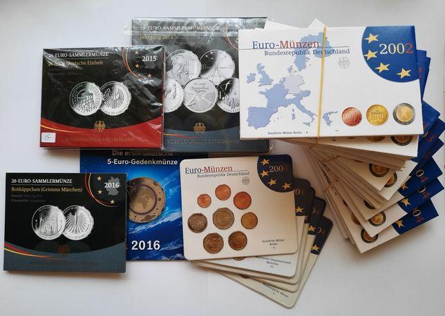 Monede / seturi euro Germania, calitate PROOF