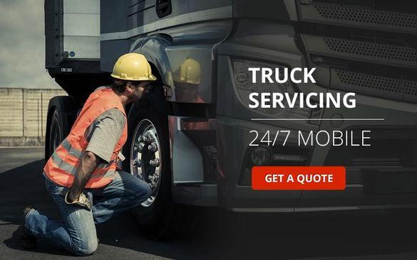 Мобилен сервиз за камиони / TIR Mobil Servis