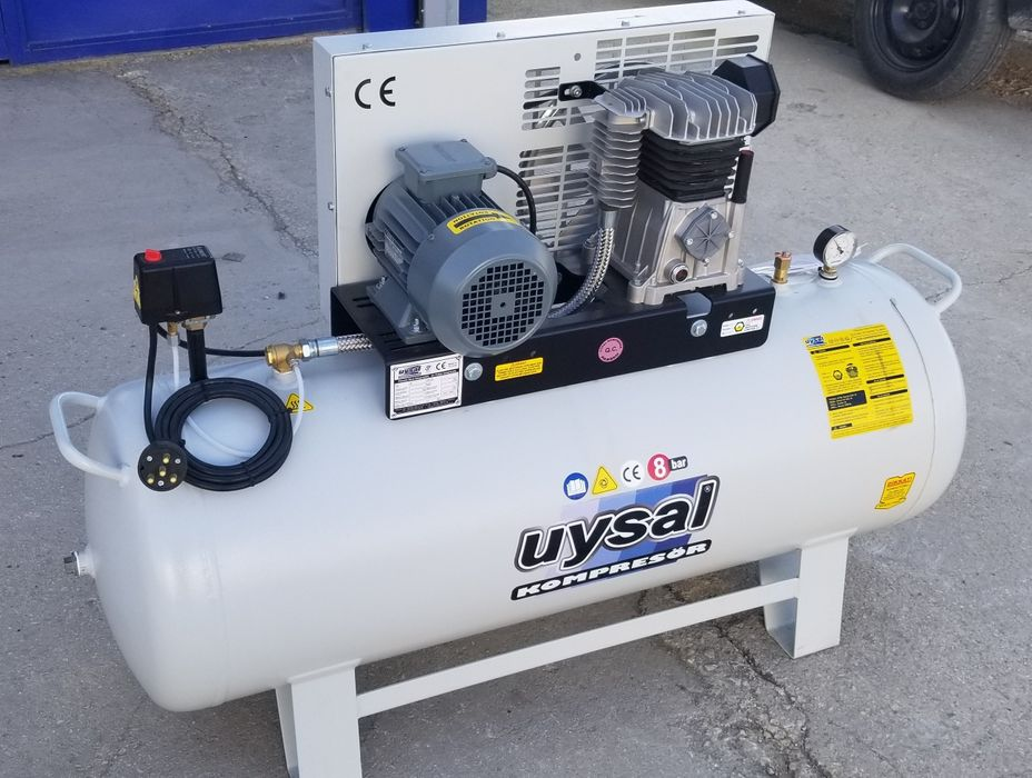 Compresor Aer Industriala 500lt. / PA23-500 Timisoara - imagine 1