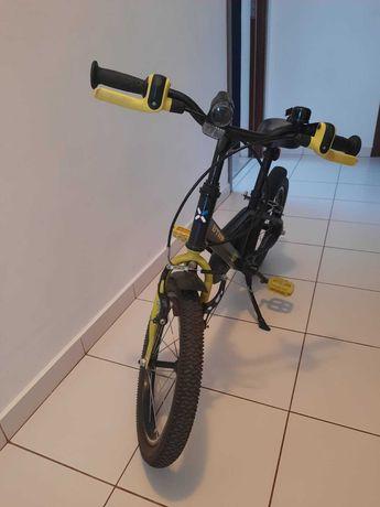 Bicicletă  copii  4-6 ani