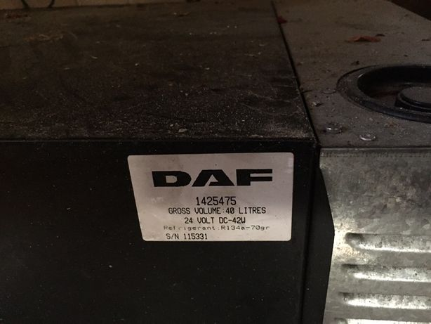 Vand frigider de camion DAF