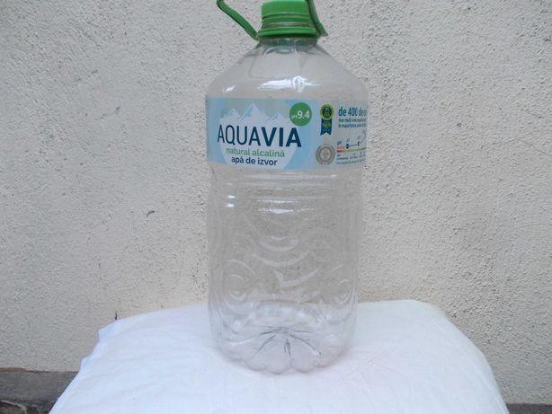 bidoane / sticle din plastic de 5 litri / pet