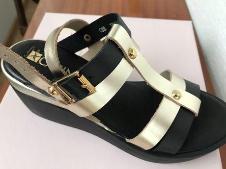 Sandale dama piele naturala marimea 38