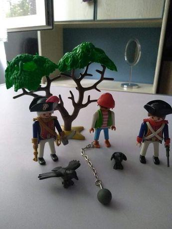 Set Playmobil Pirat si Prizonier