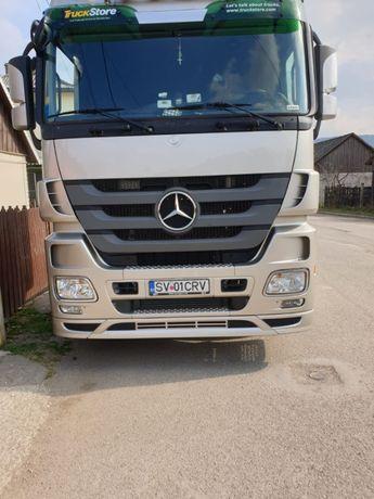 Vand Mercedes Actros mp3