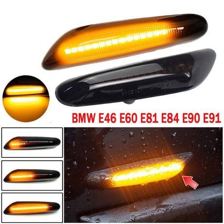 Semnalizare Dinamica Secventiala BMW E60 E90 E91 E92 E93 E46 dinamice