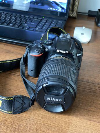 Продам фотоаппарат Nikon 5500