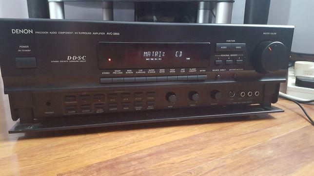Amplificator/receiver denon