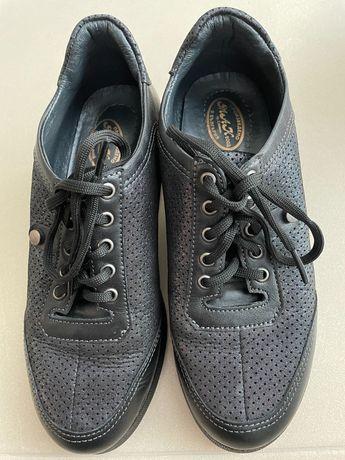 Нови ортопедични обувки - естествена кожа