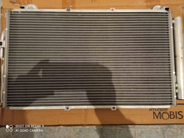Новый оригинальный радиатор кондиционера Hyundai Matrix