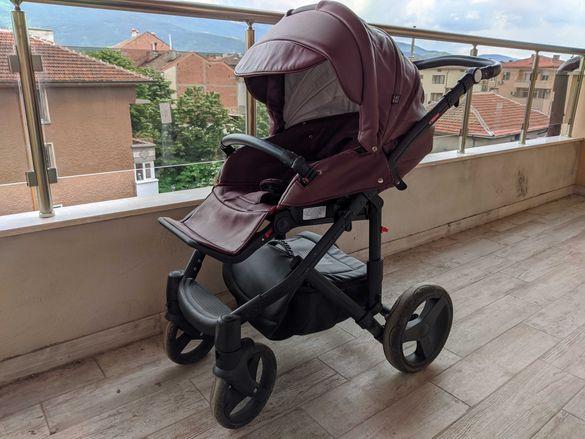 Бебешка количка Adamex 3в1 Vicco