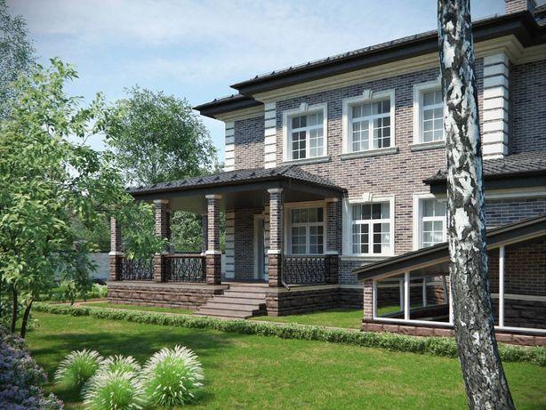 Архитектурный проект коттеджей, домов, архитектор