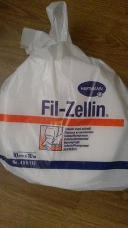 Fil Zellin 10 cm x10 m