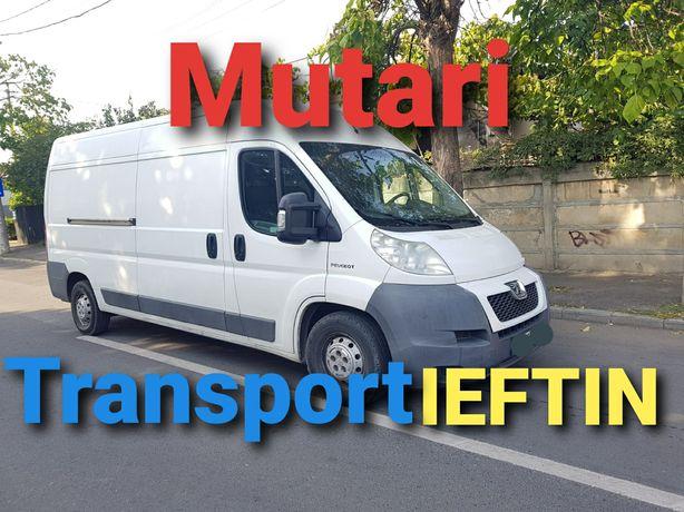 TRANSPORT Marfa - taxi Mutari Bagaje Debarasare mobila inchiriere Duba