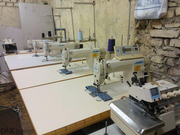 Професионални шевни машин Sewing Machine-оверлог,права,покривна,Жуки.