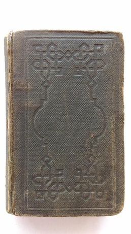 Biblie Noul Testament 1853,in germana,Kistemaker, J. H., Originala!