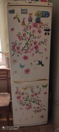 Холодильник LG NO FROST GR-389SQF