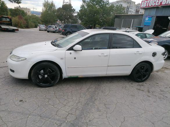 Mazda 6 2.0 Di на части