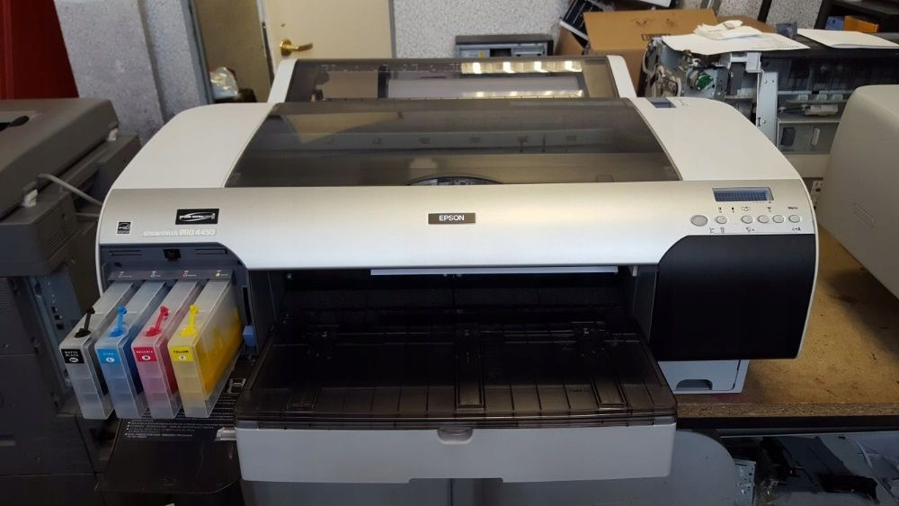 Imprimanta sublimare A2 Epson Pro 4450 Odorheiu Secuiesc - imagine 1