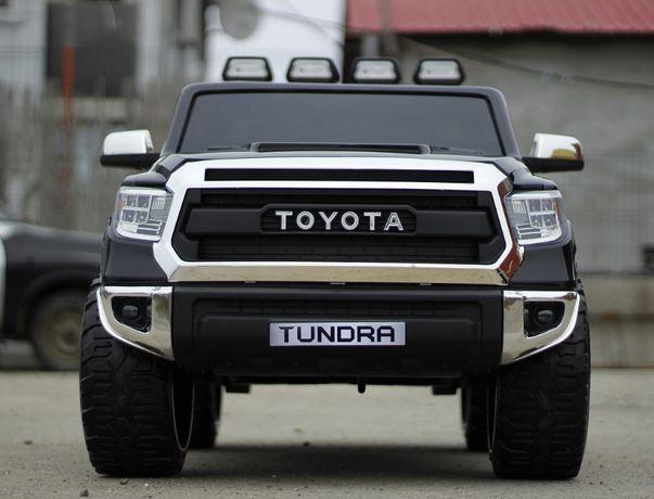 Masinuta electrica pentru 2 copii Toyota Tundra 2x45W NOUA #Negru