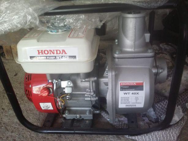 Vand motopompa honda WT40X